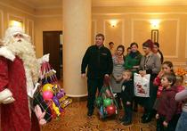 Новогодний подарок многодетным семьям от президента