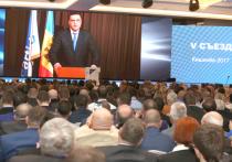В съезде молдавской «Нашей Партии» участвовали делегаты от партии Жириновского