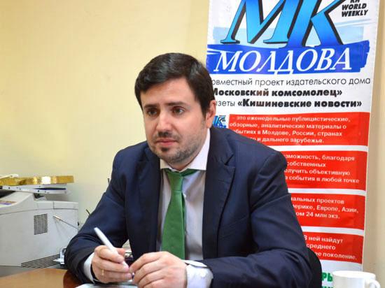 У Молдовы и России колоссальный простор для двустороннего взаимодействия
