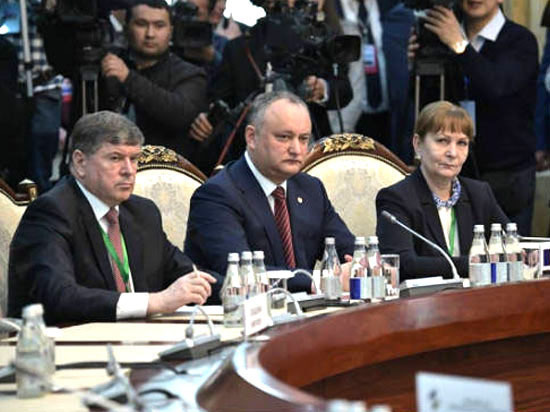 Что даст Молдове  статус наблюдателя в ЕАЭС?
