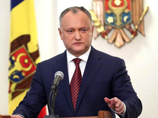 Вместо одномандатной избирательной системы Игорь Додон предлагает смешанную