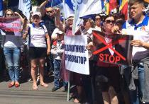 «Наша Партия»: Молдавский терминатор задался целью разрушить мир на Днестре…