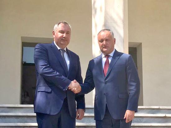 Молдову вовлекли в большой геополитический скандал