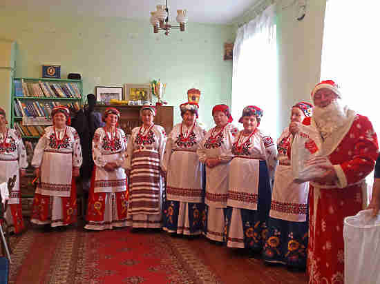 Народный коллектив «МРIЯ» отмечает свое 35-летие